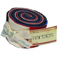 Marble Jelly Roll by Moda, Bright, SKU 9880JR 12