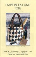 Diamond Island Tote by Aunties Two