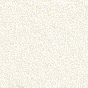 "108"" Wide Backing, White/Natural, Small Leaf, SKU 42249"