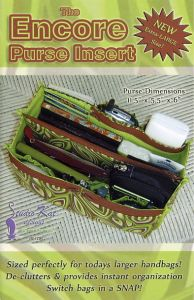 Encore Purse Insert