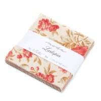 Larkspur by 3 Sisters for Moda, Charm Pack