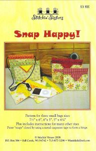 Snap Happy! by Stitchin' Sisters